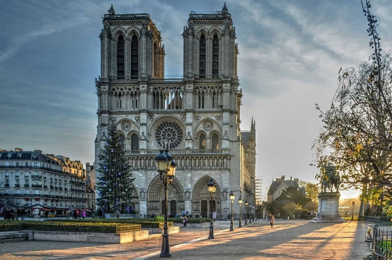 Must-See places in Paris 8